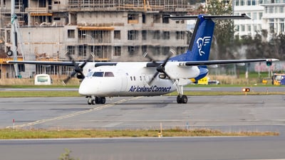 TF-FXK - Bombardier Dash 8-Q202 - Air Iceland Connect