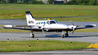 N5370J - Cessna 421B Golden Eagle - Private