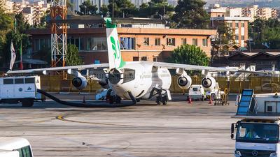 A picture of EPMOG - Avro RJ100 - Mahan Air - © Mahyar Malakooti