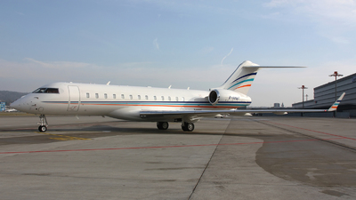 F-HMBY - Bombardier BD-700-1A10 Global 6000 - Private