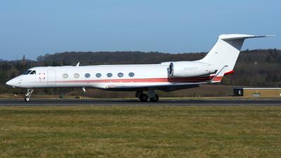 N550TY - Gulfstream G-V(SP) - Private