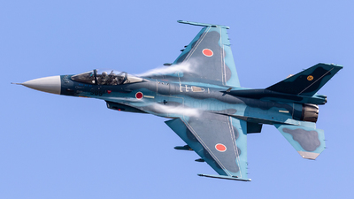 03-8505 - Mitsubishi F-2A - Japan - Air Self Defence Force (JASDF)
