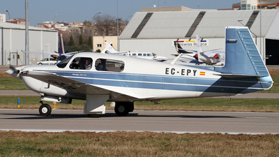 EC-EPY - Mooney M20J - Private