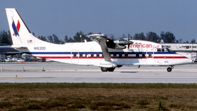 N163DD - Short 360-300 - American Eagle (Flagship Airlines)