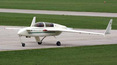 A picture of GEZDG - Rutan VariEze - [PFA 07410221] - © Terry Figg
