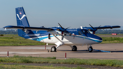 N46RF - De Havilland Canada DHC-6-300 Twin Otter - United States - Department of Commerce