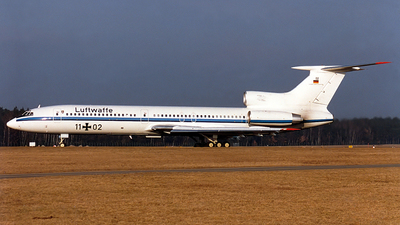 11-02 - Tupolev Tu-154M - Germany - Air Force