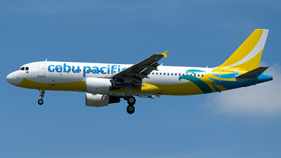 A picture of RPC3263 - Airbus A320214 - [4574] - © Hafit Irawan