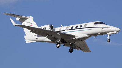 CC-AND - Embraer 505 Phenom 300 - Private