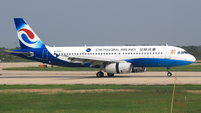 B-2347 - Airbus A320-233 - Chongqing Airlines