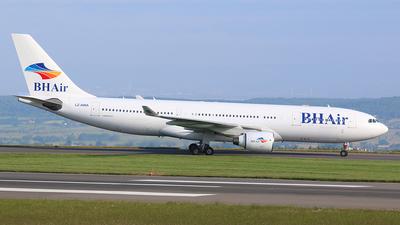 LZ-AWA - Airbus A330-223 - BH Air
