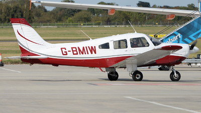 G-BMIW - Piper PA-28-181 Archer II - Private