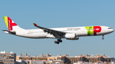 CS-TOX - Airbus A330-343 - TAP Portugal