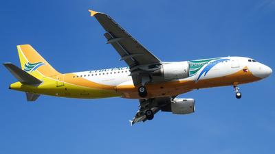 A picture of RPC3249 - Airbus A320214 - Cebu Pacific - © Kenan De Guzman