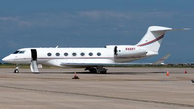 N46RT - Gulfstream G600 - Private