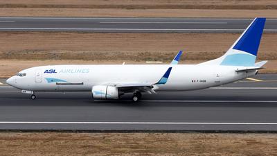 F-HIQB - Boeing 737-8AS(BCF) - ASL Airlines