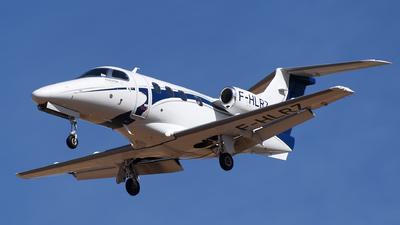 F-HLRZ - Embraer 500 Phenom 100 - Private