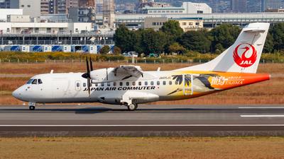 JA05JC - ATR 42-600 - Japan Air Commuter (JAC)