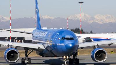 A6-EYE - Airbus A330-243 - Etihad Airways
