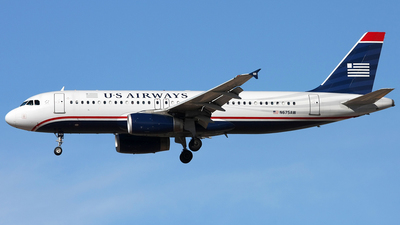 N675AW - Airbus A320-232 - America West Airlines