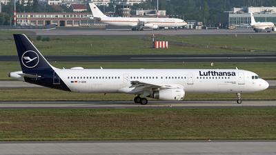 A picture of DAIDE - Airbus A321231 - Lufthansa - © Sebastian Thiel