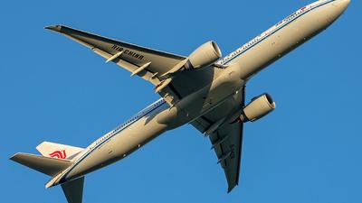 B-1429 - Boeing 777-39LER - Air China