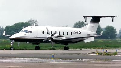 PH-ACY - Beech 1900D - Air Service Groningen
