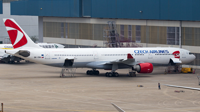 OK-YBA - Airbus A330-323 - CSA Czech Airlines