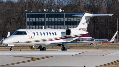 N238LM - Bombardier Learjet 45 - Private