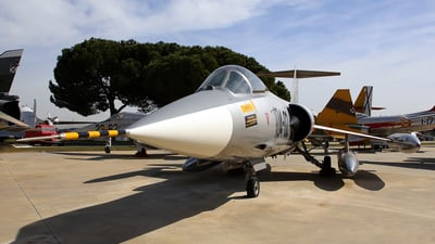 C.8-02 - Lockheed F-104G Starfighter - Spain - Air Force
