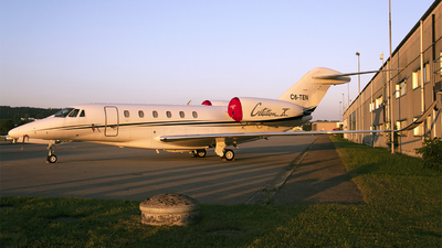 C6-TEN - Cessna 750 Citation X - Private