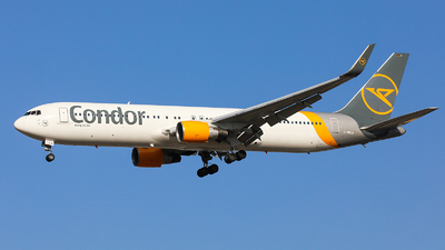 A picture of DABUA - Boeing 767330(ER) - Condor - © Memory of the Winter