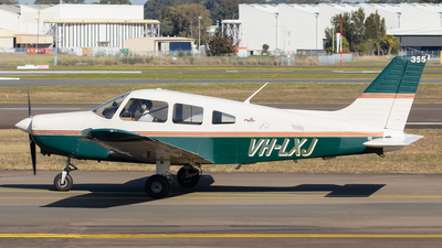 VH-LXJ - Piper PA-28-161 Warrior III - Private