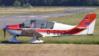 D-EGVZ - Robin DR400/180R Remorqueur - Flugsportverein Speyer