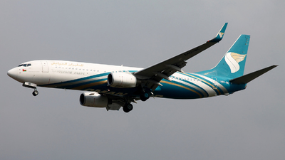 A4O-BE - Boeing 737-81M - Oman Air