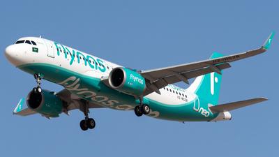 HZ-NS28 - Airbus A320-251N - Flynas