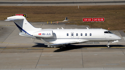 HB-JLG - Bombardier BD-100-1A10 Challenger 350 - TAG Aviation