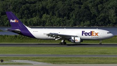 A picture of N681FE - Airbus A300F4605R - FedEx - © Connor Ochs