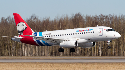 A picture of RA89088 - Sukhoi Superjet 10095LR - Yamal Airlines - © Andrei Kurach