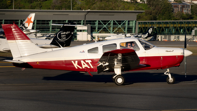 ZK-KAT - Piper PA-28-161 Warrior II - Wellington Aero Club