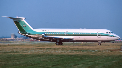 HZ-MAA - British Aircraft Corporation BAC 1-11 Series 401AK - Private
