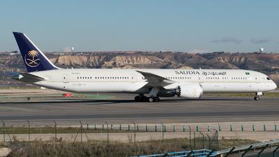 HZ-AR27 - Boeing 787-10 Dreamliner - Saudi Arabian Airlines