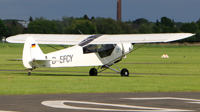 D-EFCY - Piper PA-18-150 Super Cub - Private
