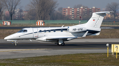 A picture of HBVPR - Embraer Phenom 300 - [50500195] - © Alessi Riccardo F.
