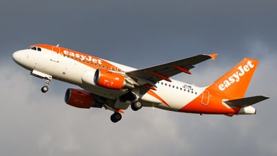 OE-LQW - Airbus A319-111 - easyJet Europe