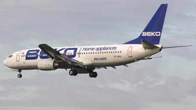 TC-APU - Boeing 737-86N - Pegasus Airlines