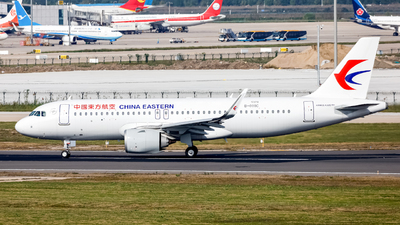 B-000C - Airbus A320-251N - China Eastern Airlines