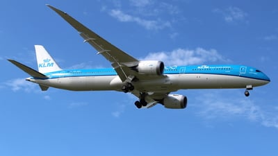 A picture of PHBKF - Boeing 78710 Dreamliner - KLM - © Andriy Yegorov