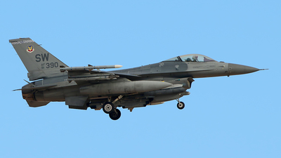 91-0390 - Lockheed Martin F-16CJ Fighting Falcon - United States - US Air Force (USAF)