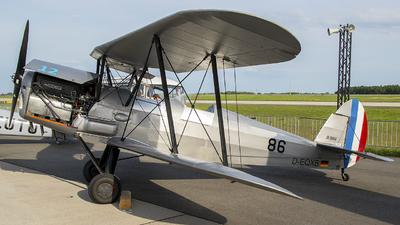 D-EQXB - Stampe and Vertongen SV-4C - Private